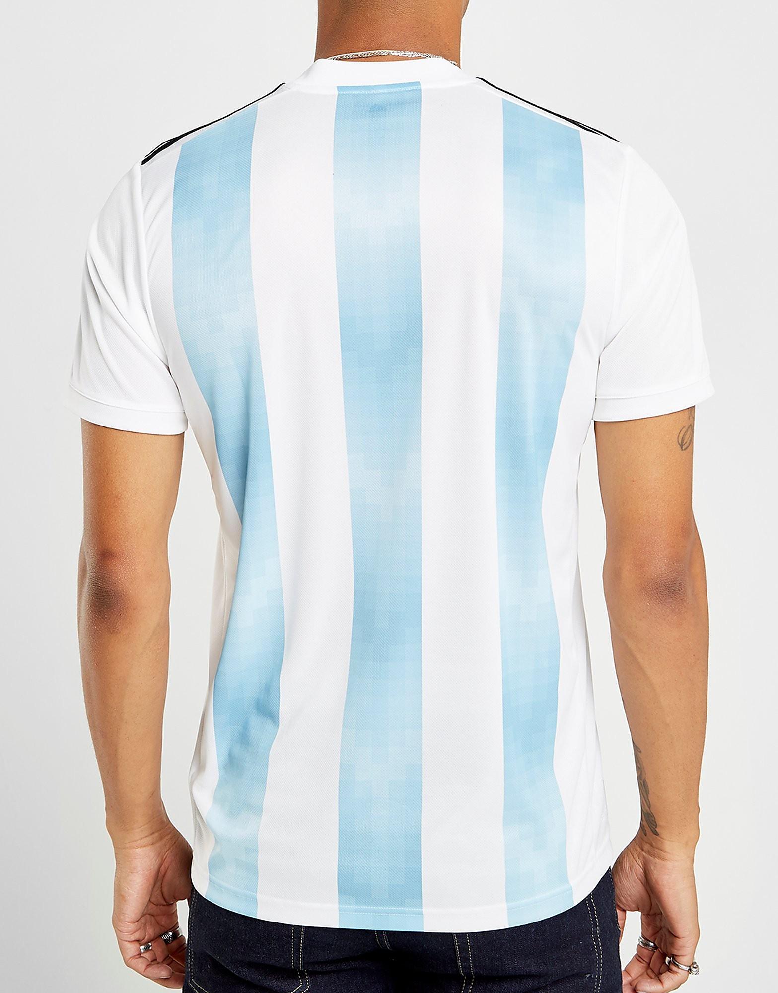 adidas Argentina 2017/18 Home Shirt Heren