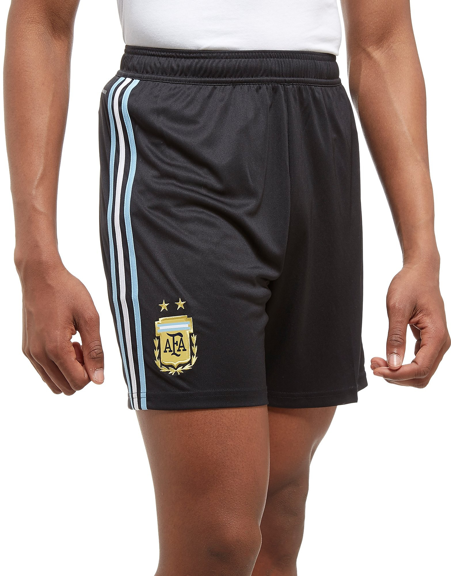 adidas Argentina 2017/18 Home Shorts Heren PRE ORDER