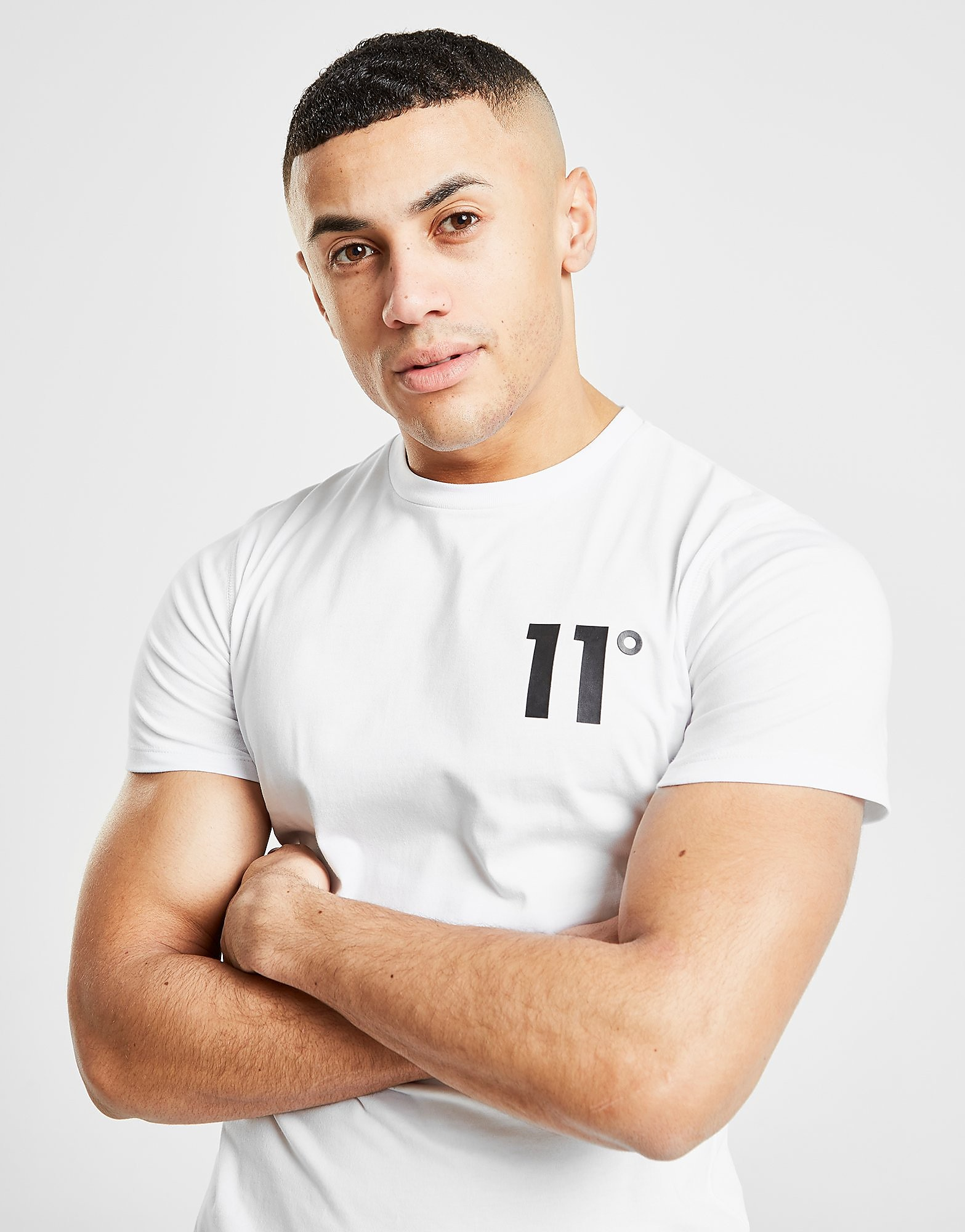 11 Degrees Core T-Shirt Heren