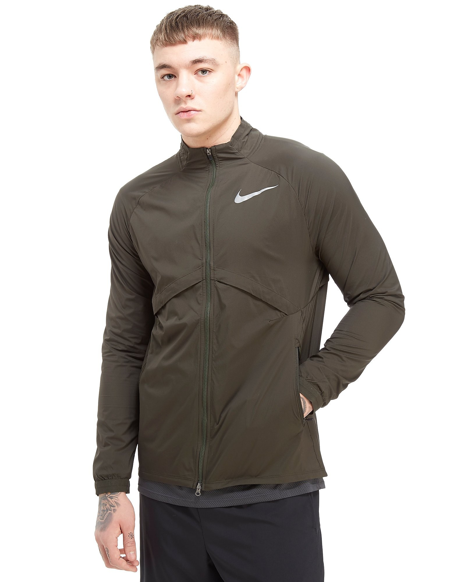 Nike Shield Convertible Jacket Heren