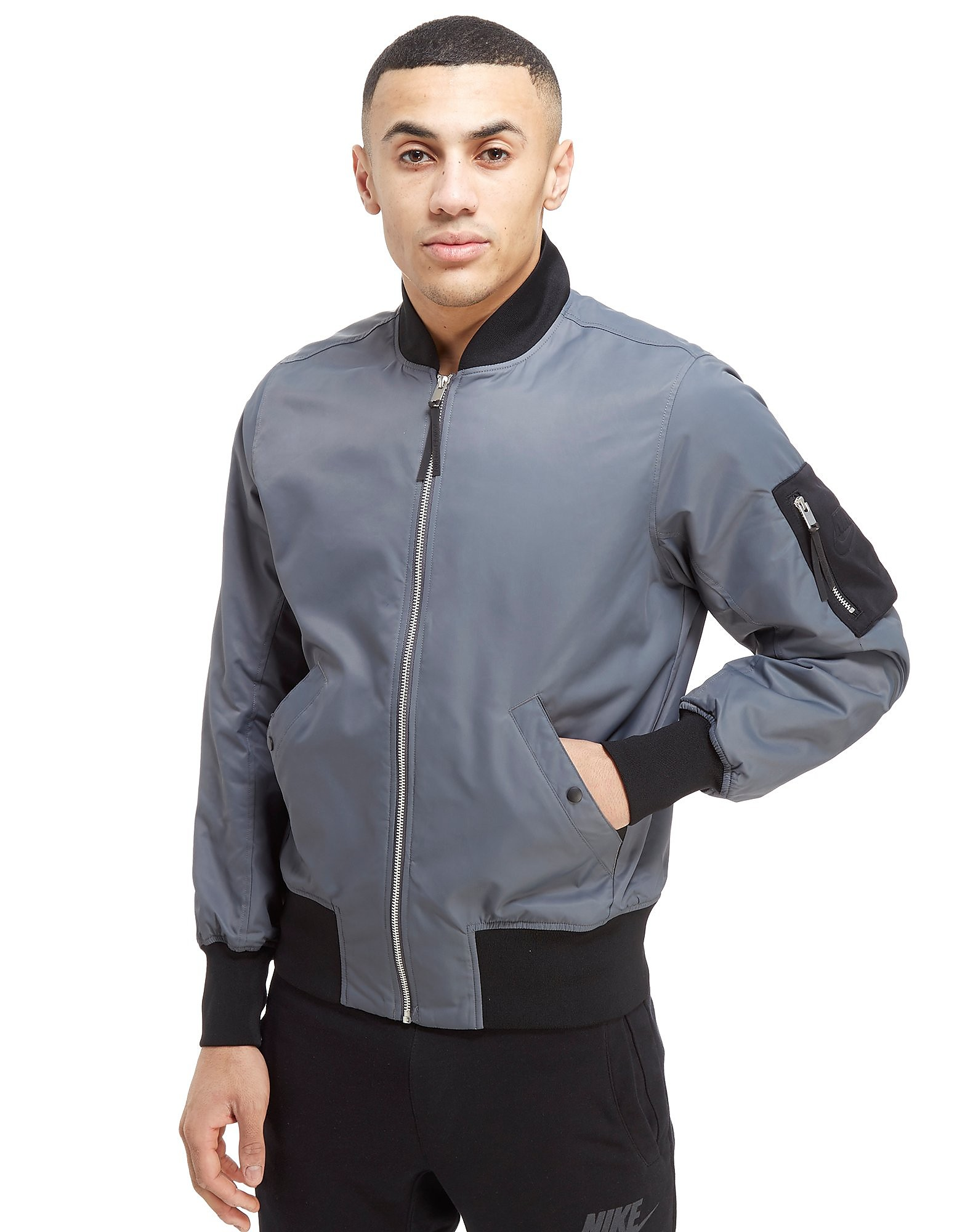 Nike Air Max Woven Jacket Heren