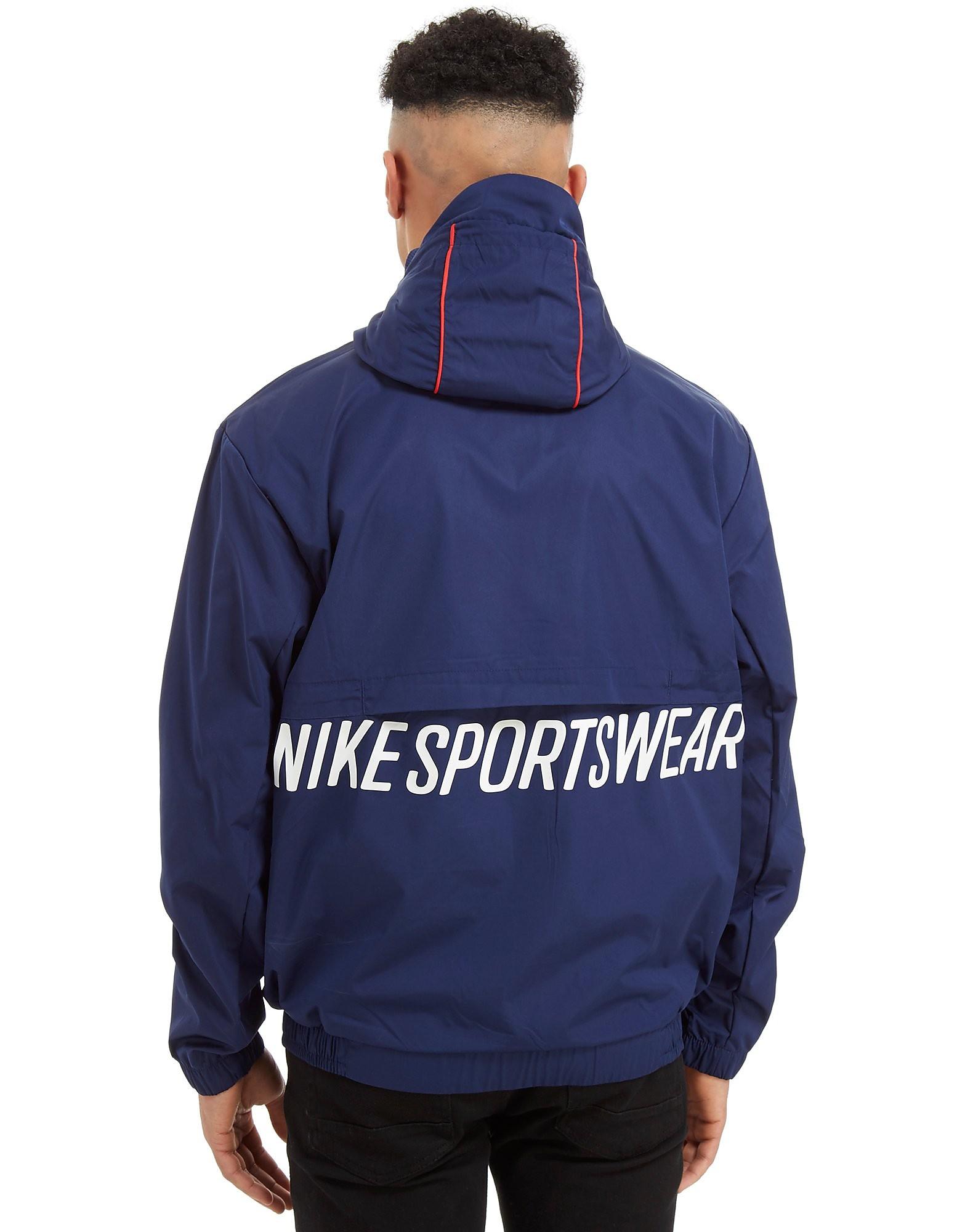 Nike Archive Woven Half Zip Jacket Heren