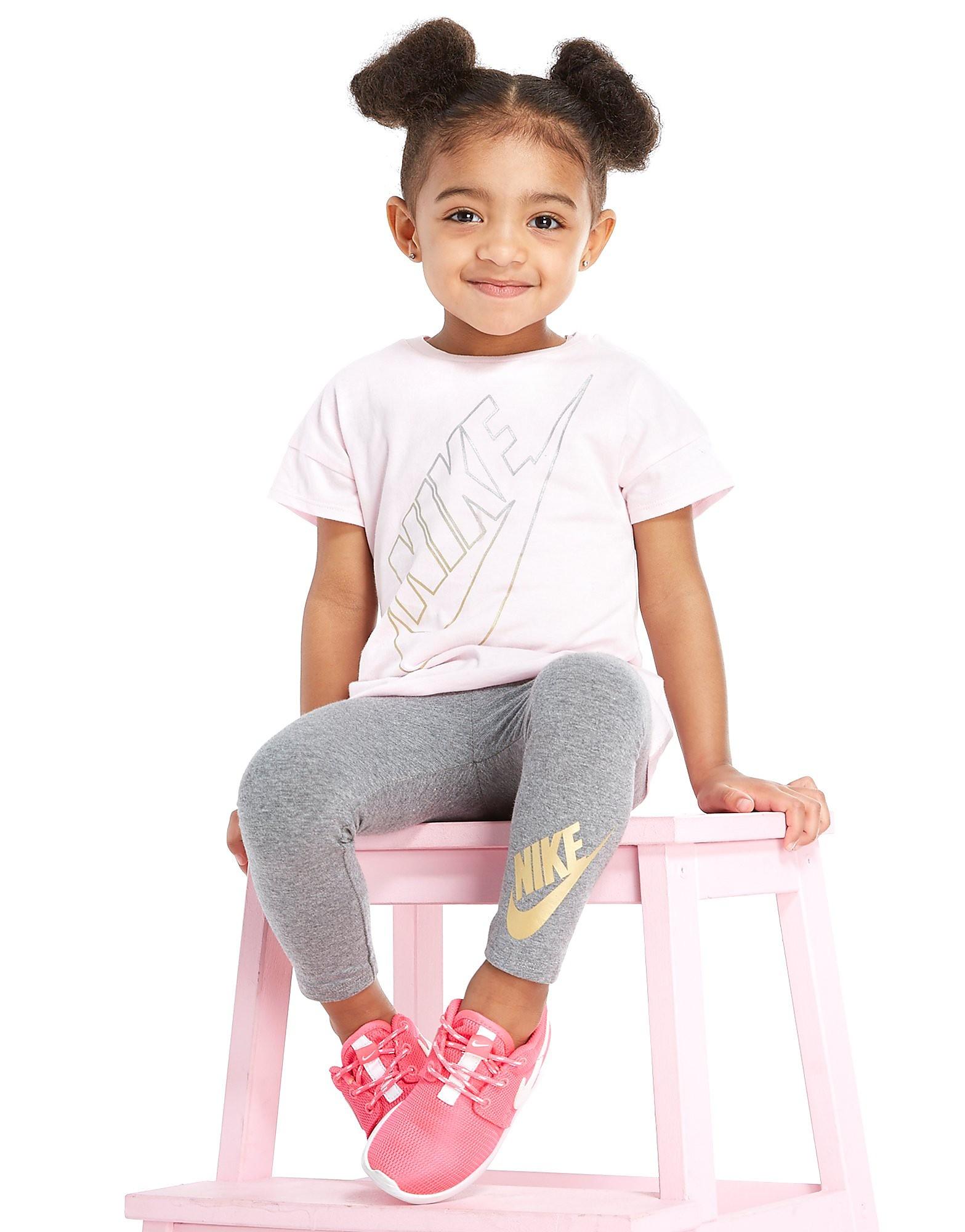 Nike Girls' T-Shirt and Leggings Set Baby's