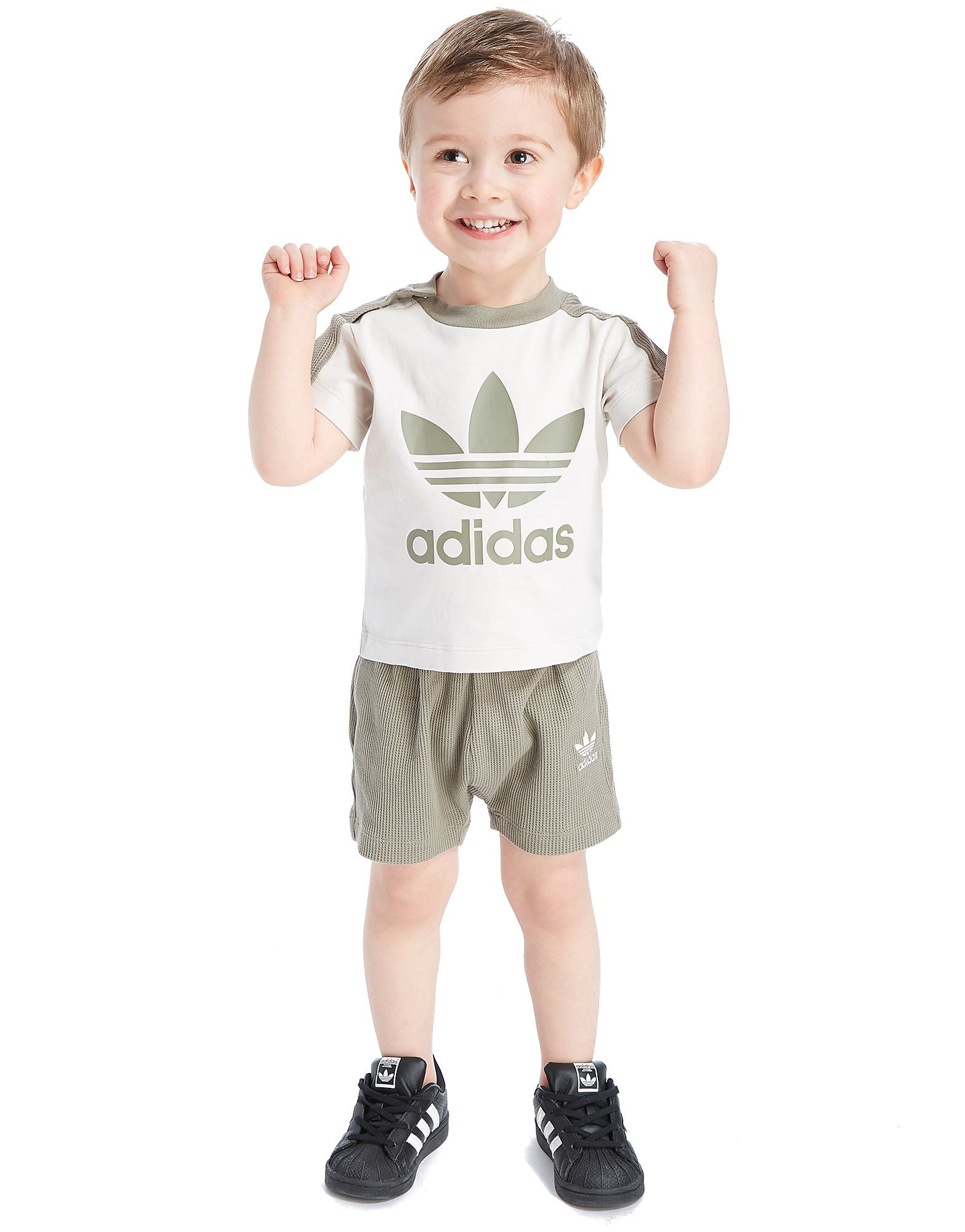 adidas Originals adidias Originals MOA Short Set Baby's