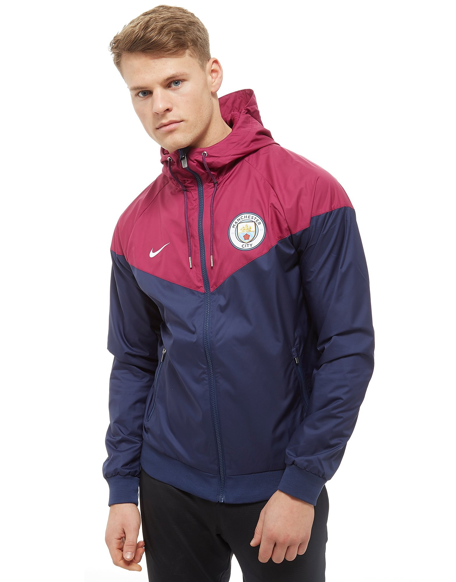Nike Manchester City FC Windrunner Heren