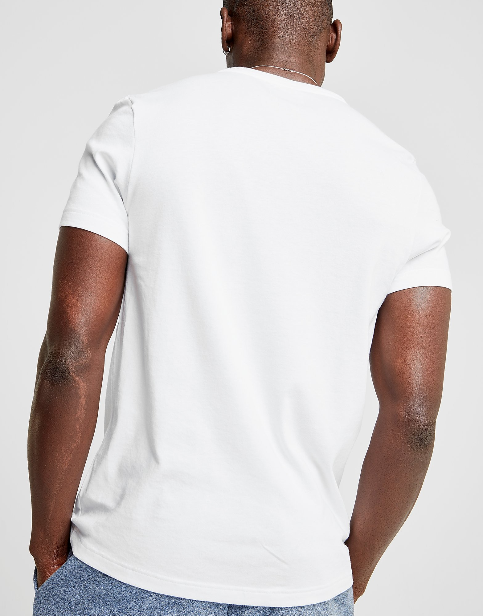 Lacoste Large Croc Short Sleeve T-Shirt Heren