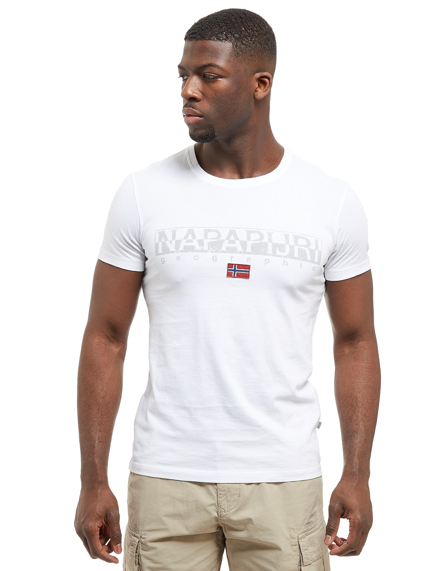 Napapijri Sapriol Core T-Shirt Heren