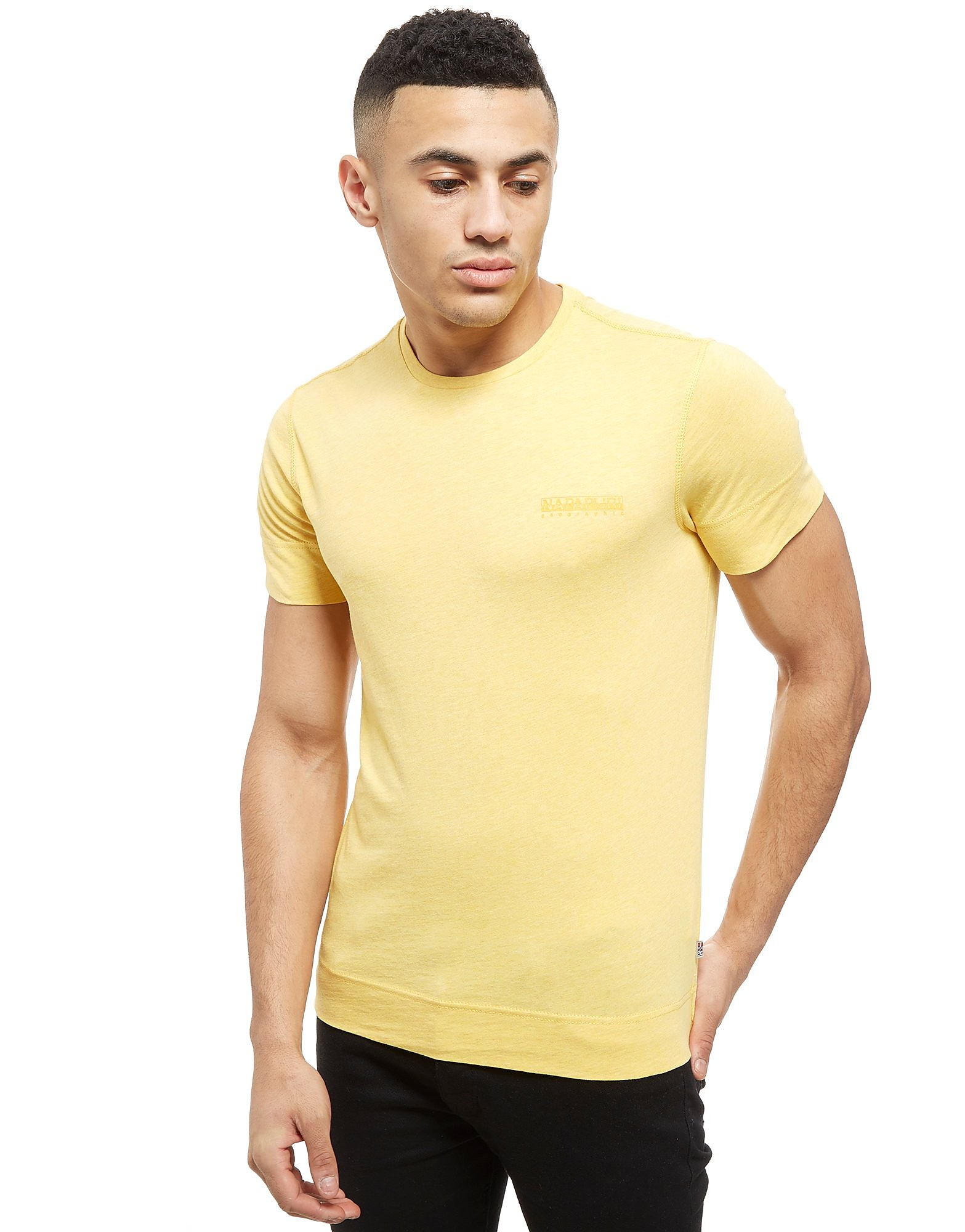 Napapijri Short Sleeve Shew T-Shirt Heren