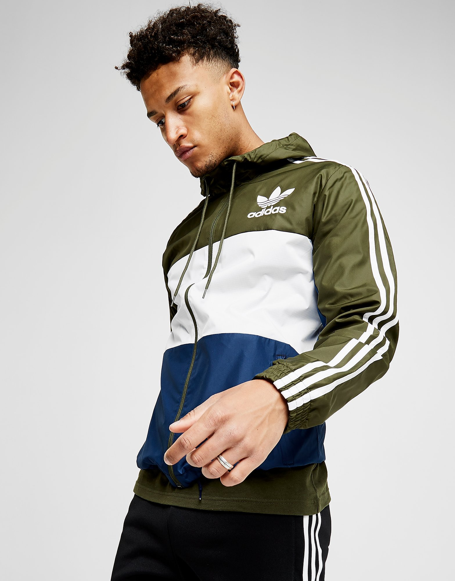 adidas Originals ID96 Windbreaker Jacket Heren