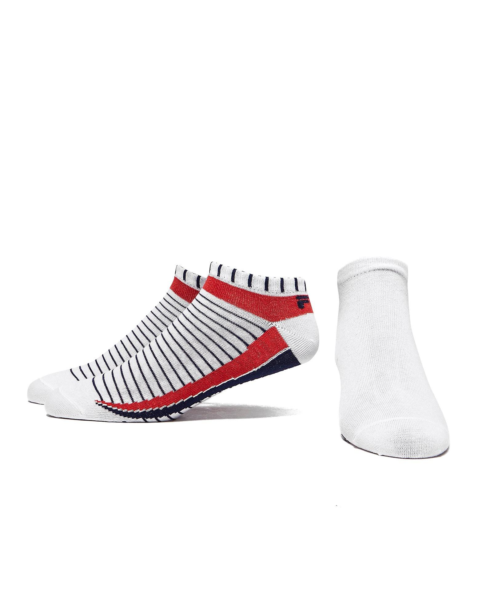 Fila 3 Pack Low Ped Socks