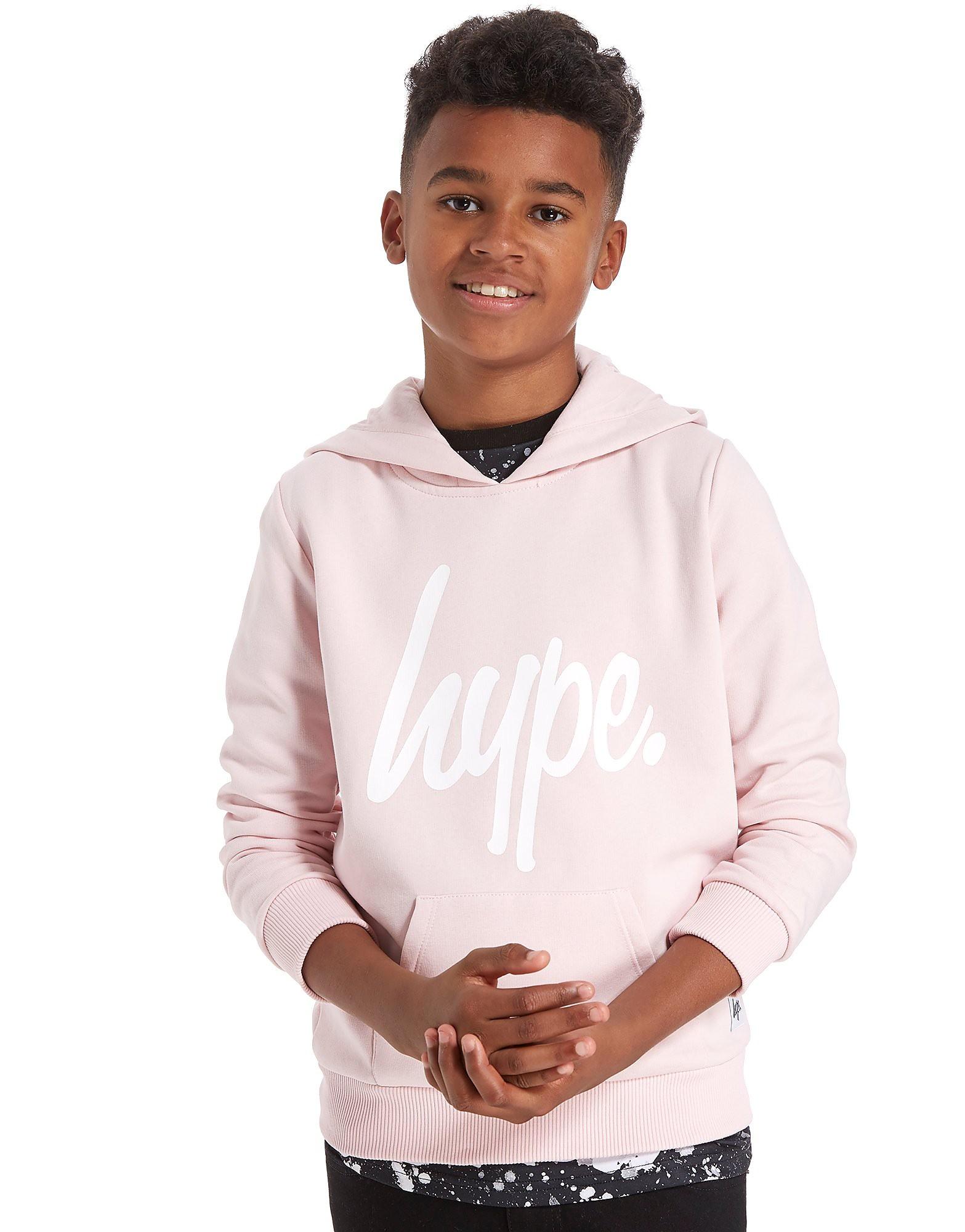 Hype Script Hoodie Junior
