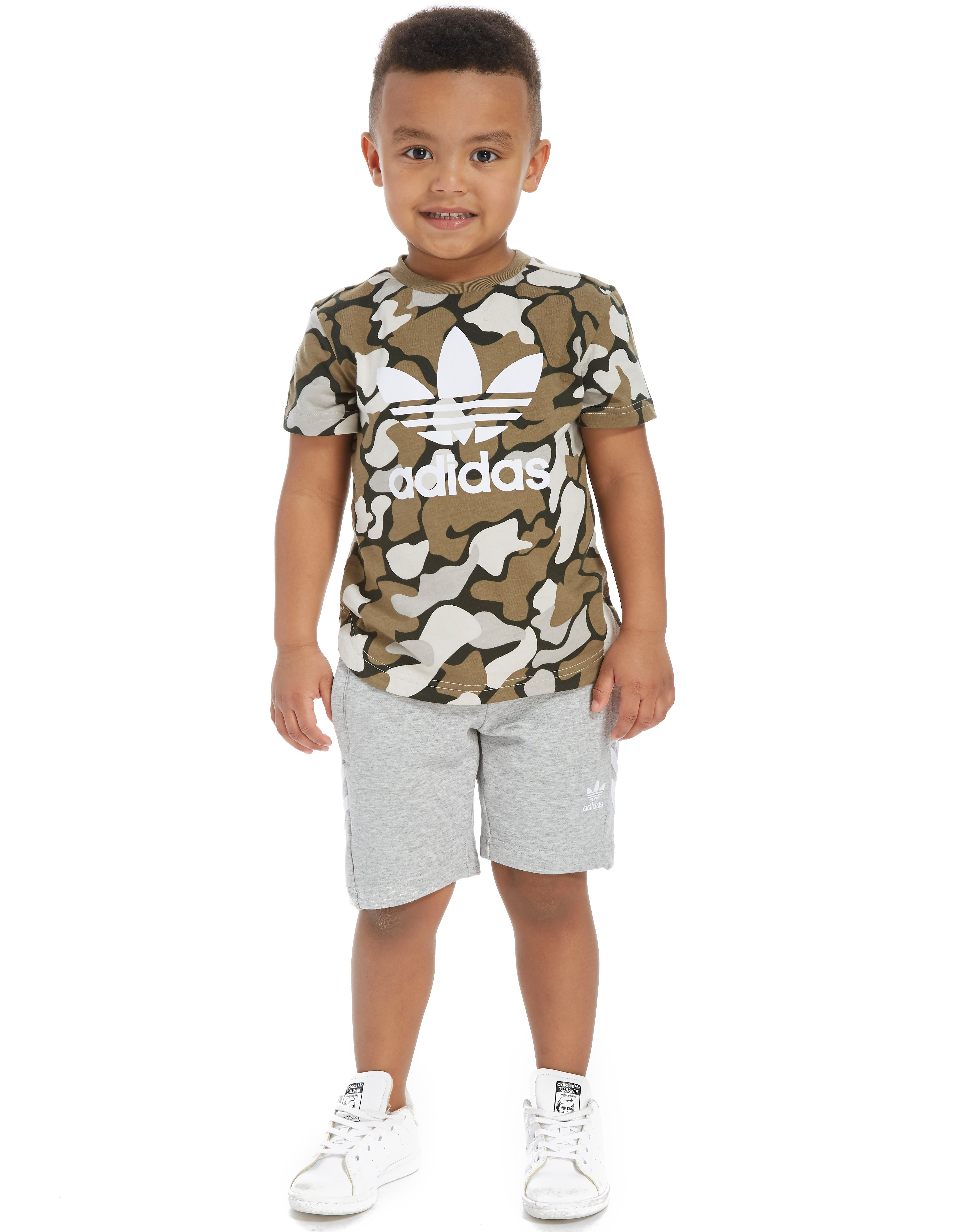 adidas Originals Fleece Shorts Kinderen