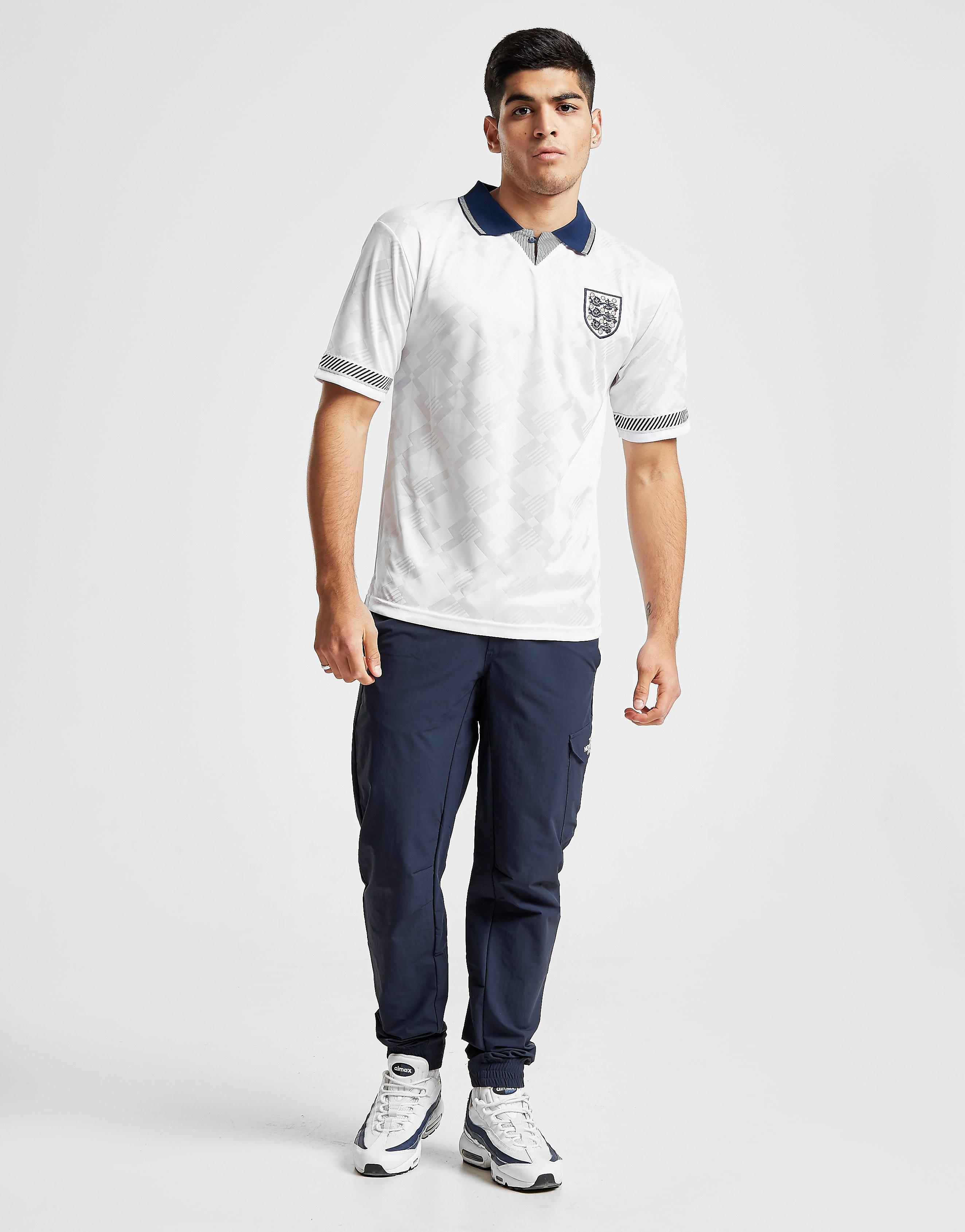 Score Draw England '90 World Cup Home Shirt Heren