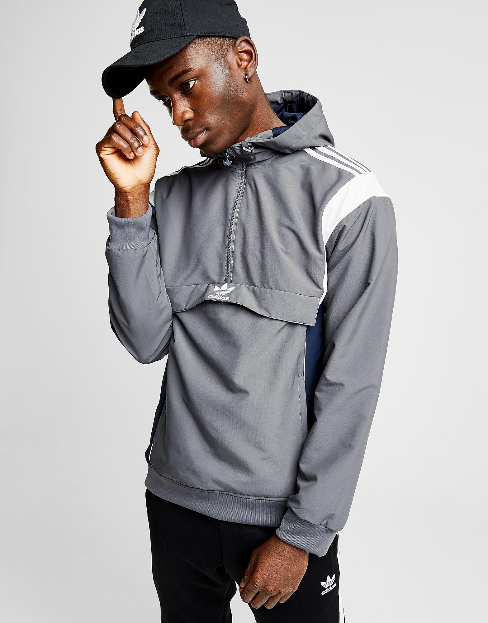 adidas Originals Challenger 1/2 Zip Jacket Heren