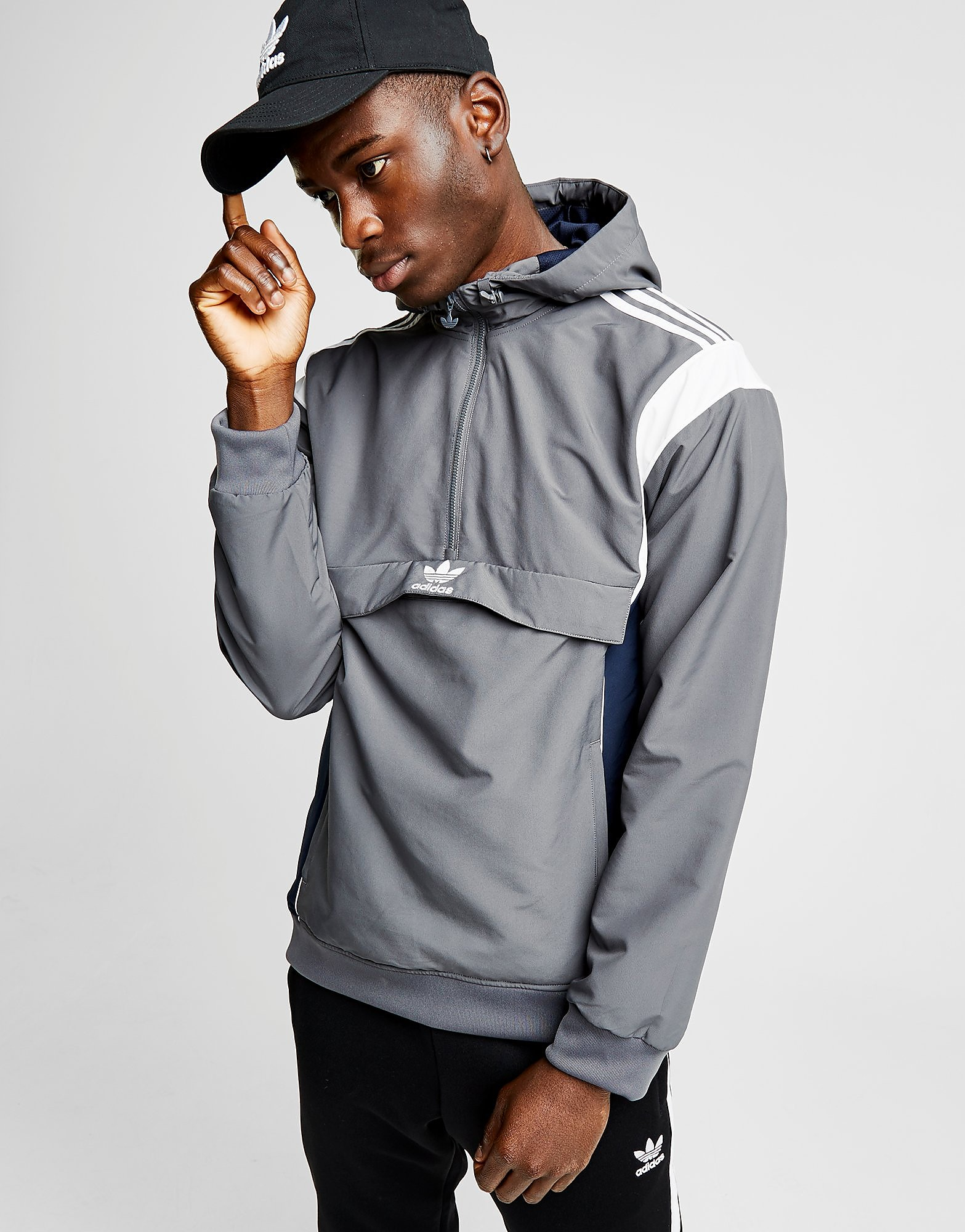 adidas Originals Challenger 1/2 Zip Jacket Heren