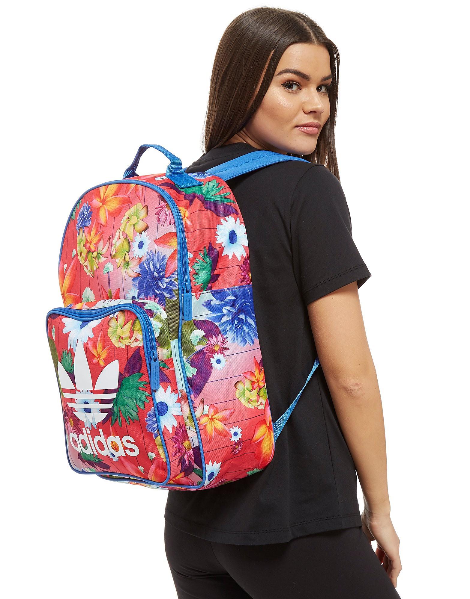 adidas Originals Classic Flower Backpack