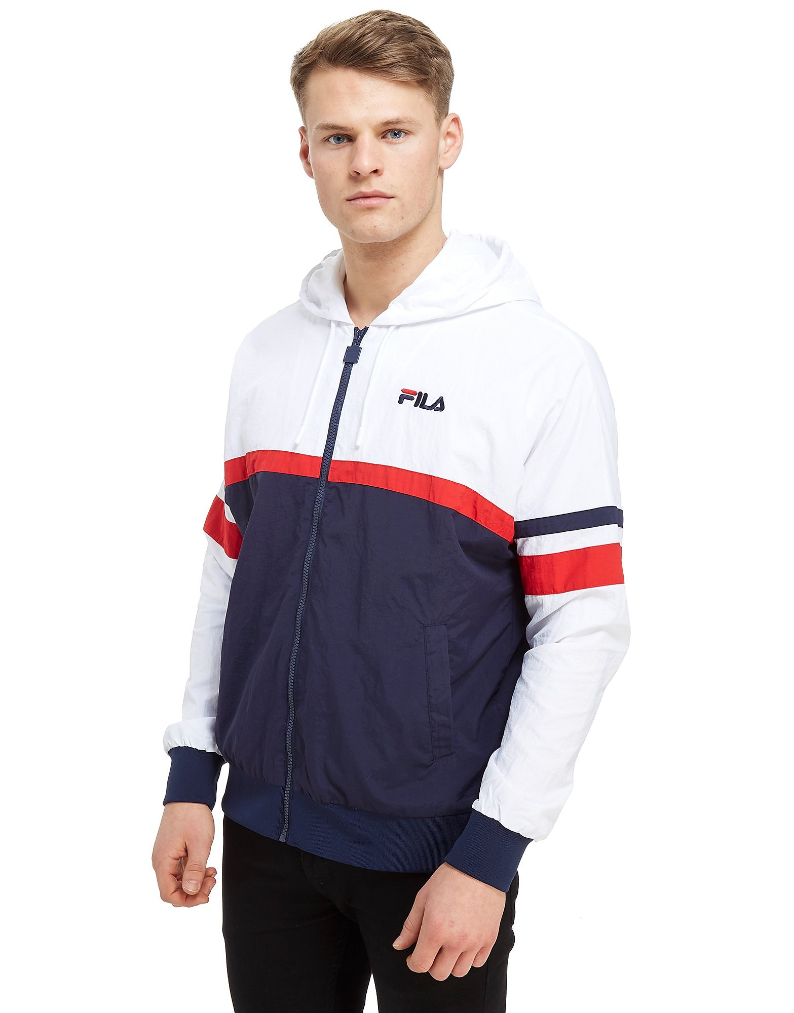 Fila Mitchell Full Zip Lightweight Jacket Heren