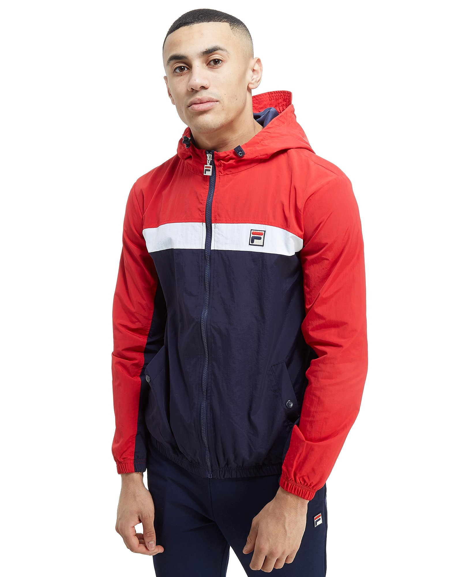 Fila Clipper Full Zip Jacket Heren
