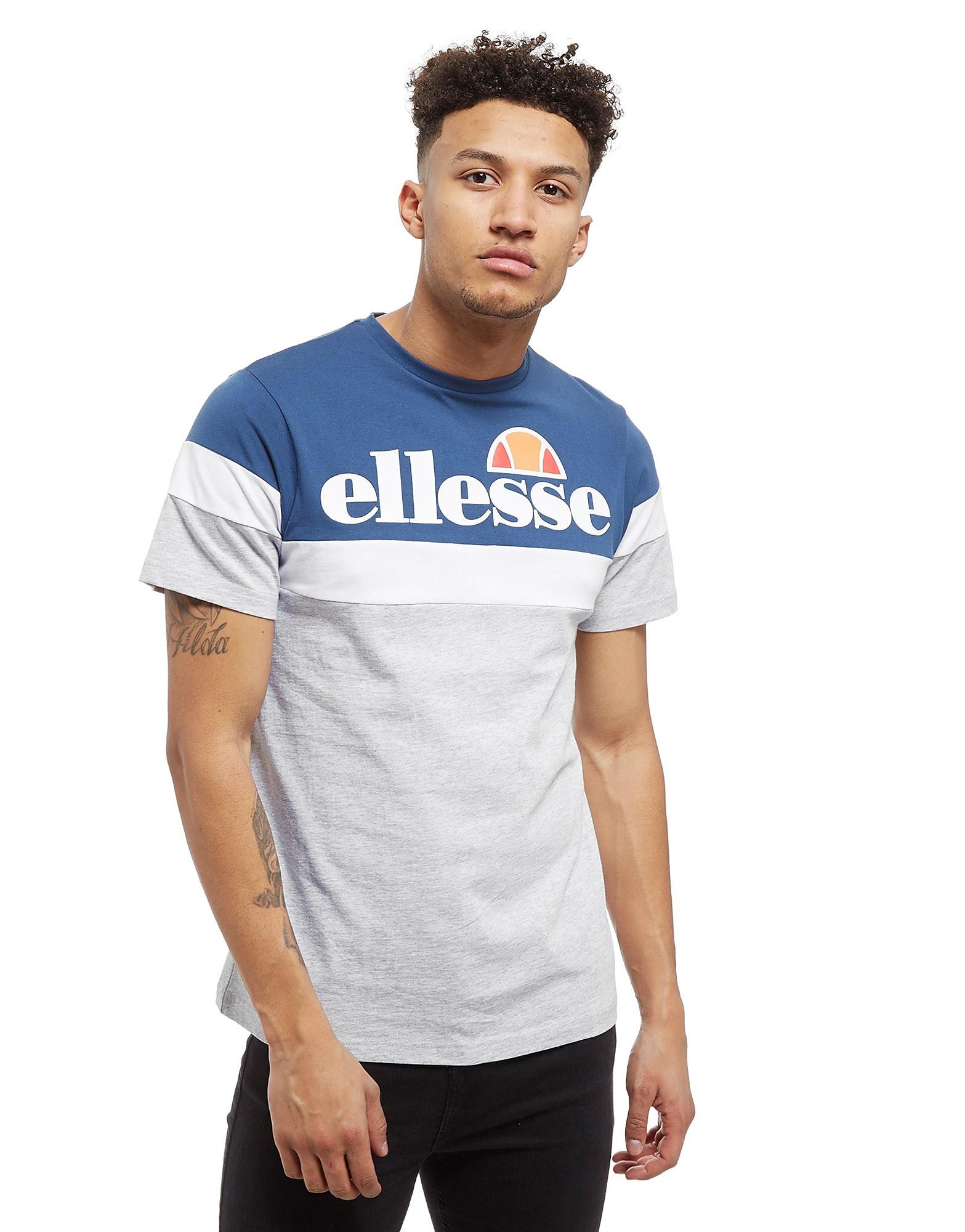 Ellesse Rexel Colourblock T-Shirt Heren