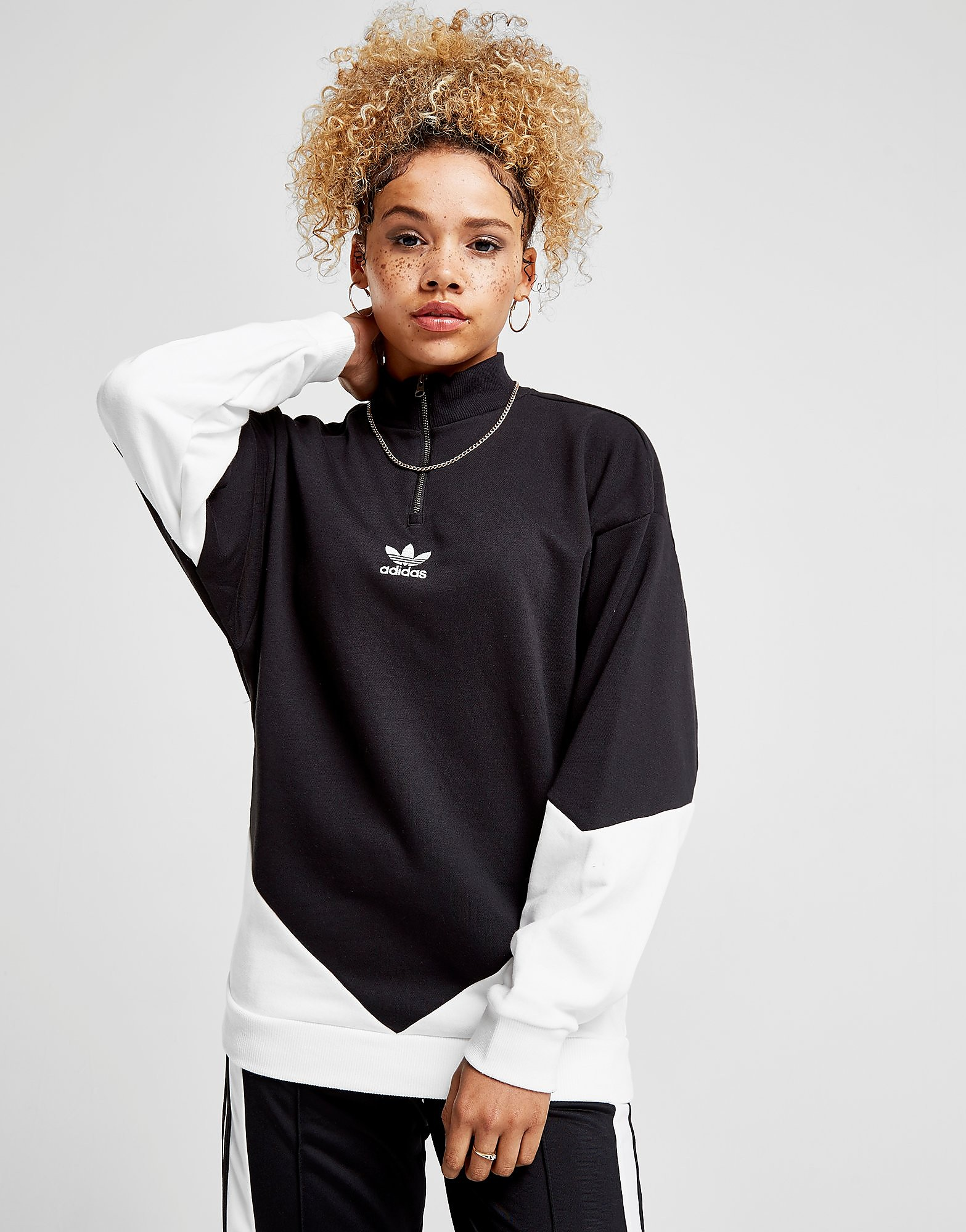 adidas Originals Colorado 1/2 Zip Top Dames