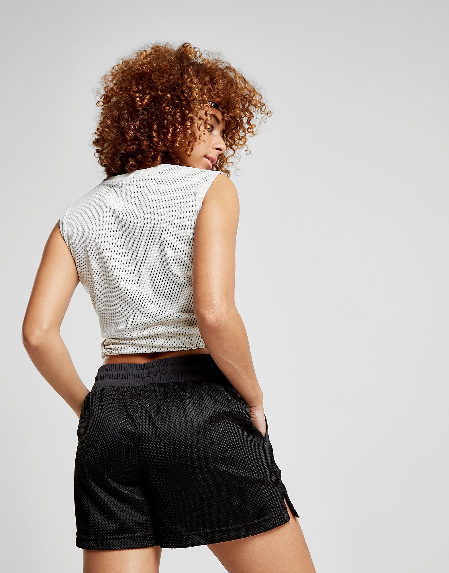Nike Swoosh Mesh Shorts Dames