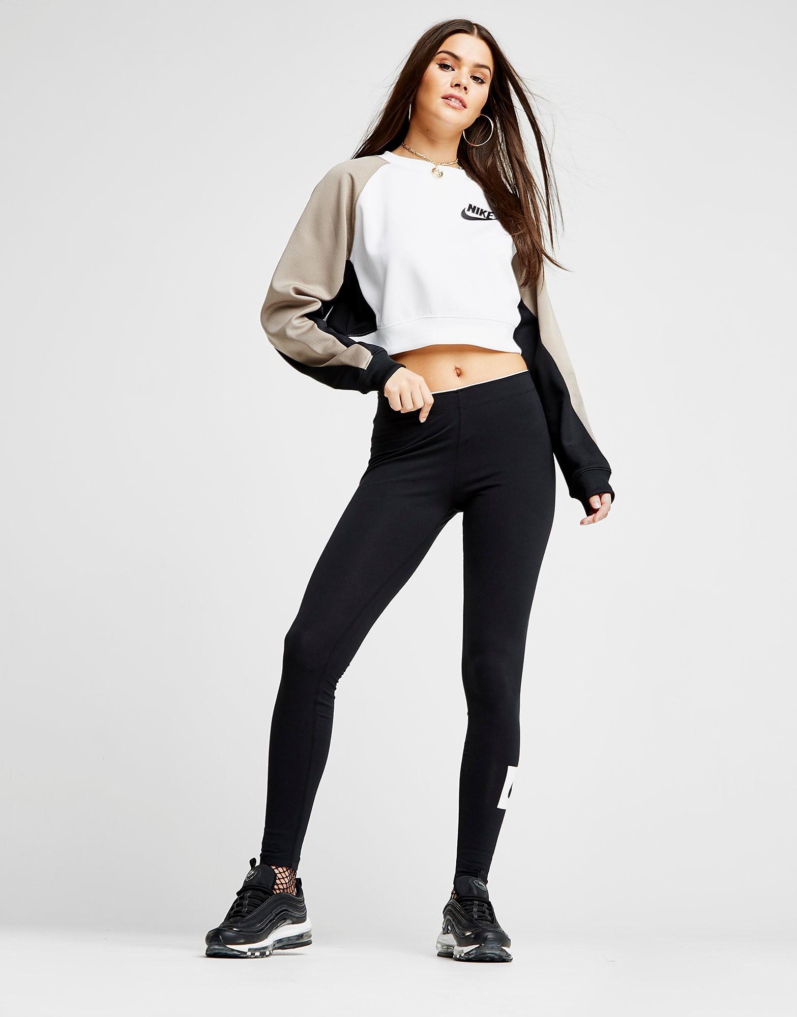 Nike Polyknit Crew Sweatshirt Dames