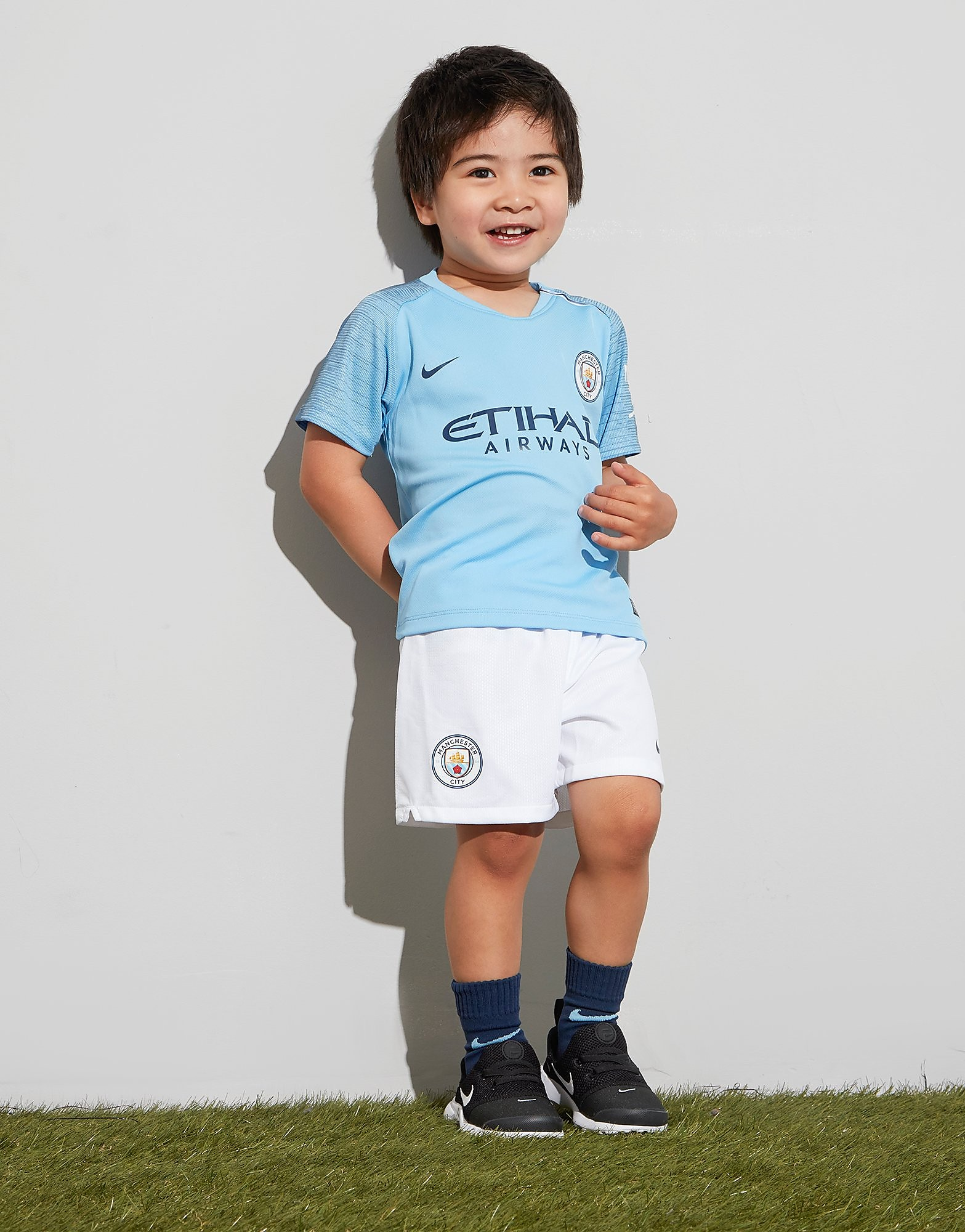 Nike Manchester City 2018/19 Home Kit Baby's