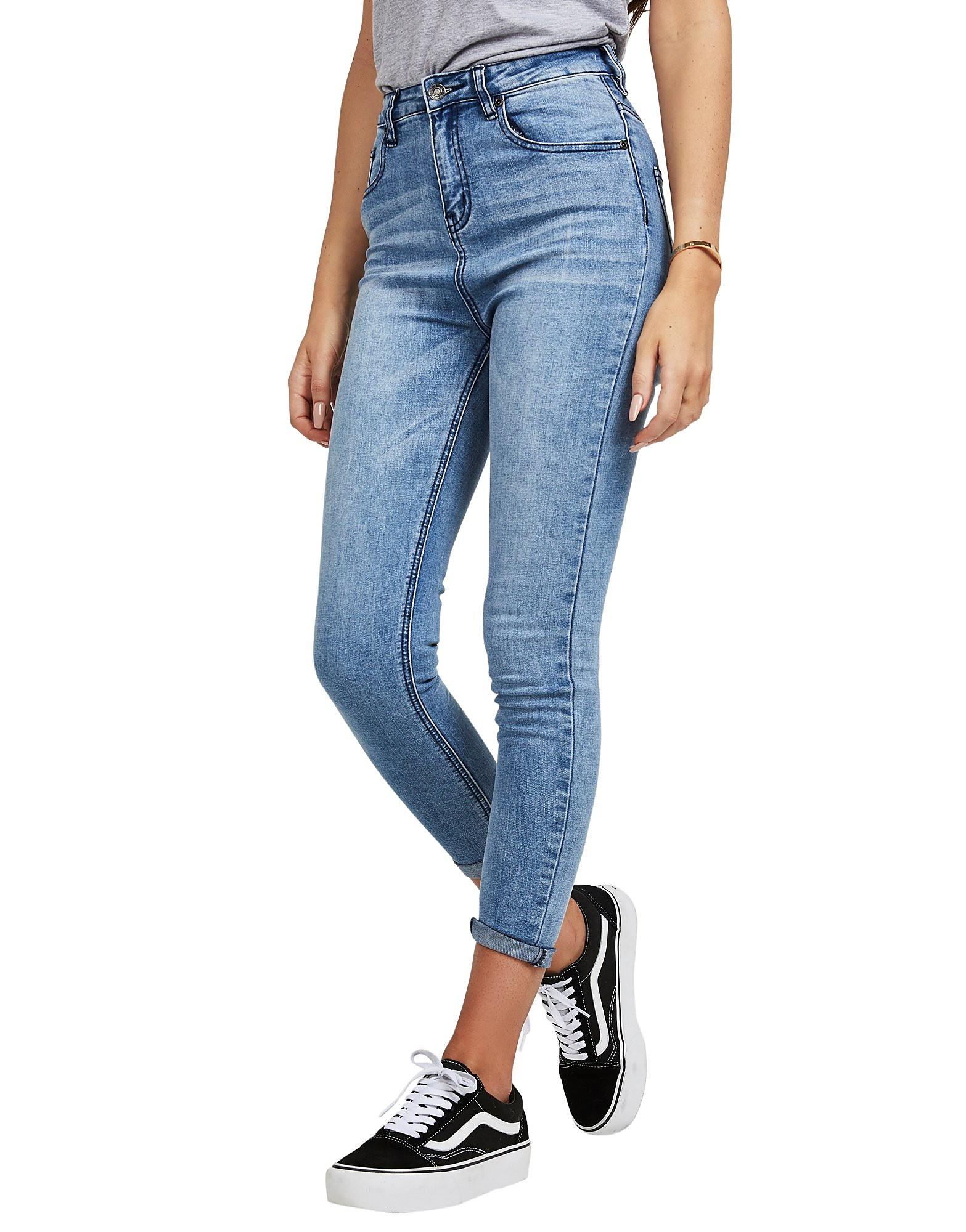 SikSilk High Waist Skinny Jeans