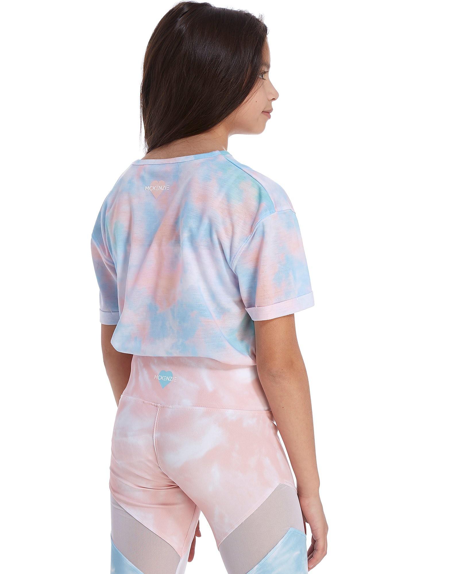 McKenzie Girls' Ida Knot Front T-Shirt Junior