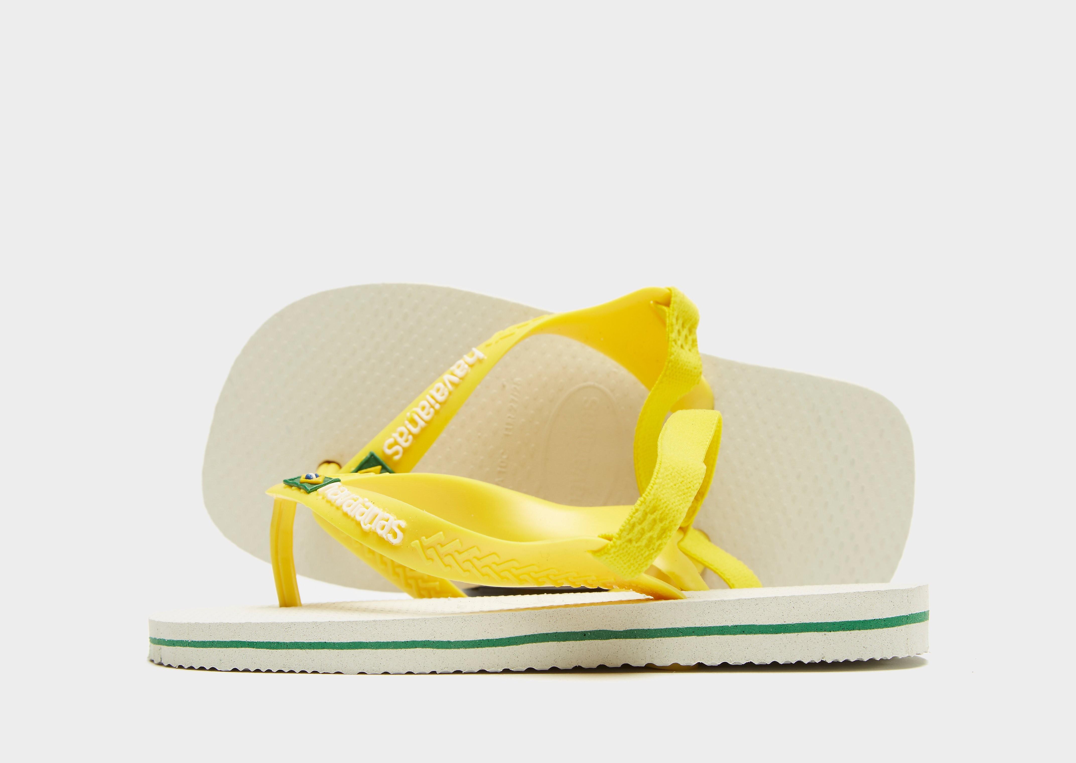 Havaianas Brazil Logo Flip Flops Baby's