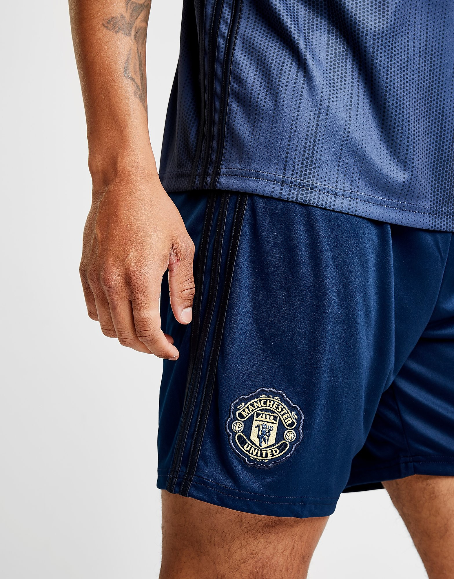 adidas Manchester United 2018/19 Third Shorts Heren