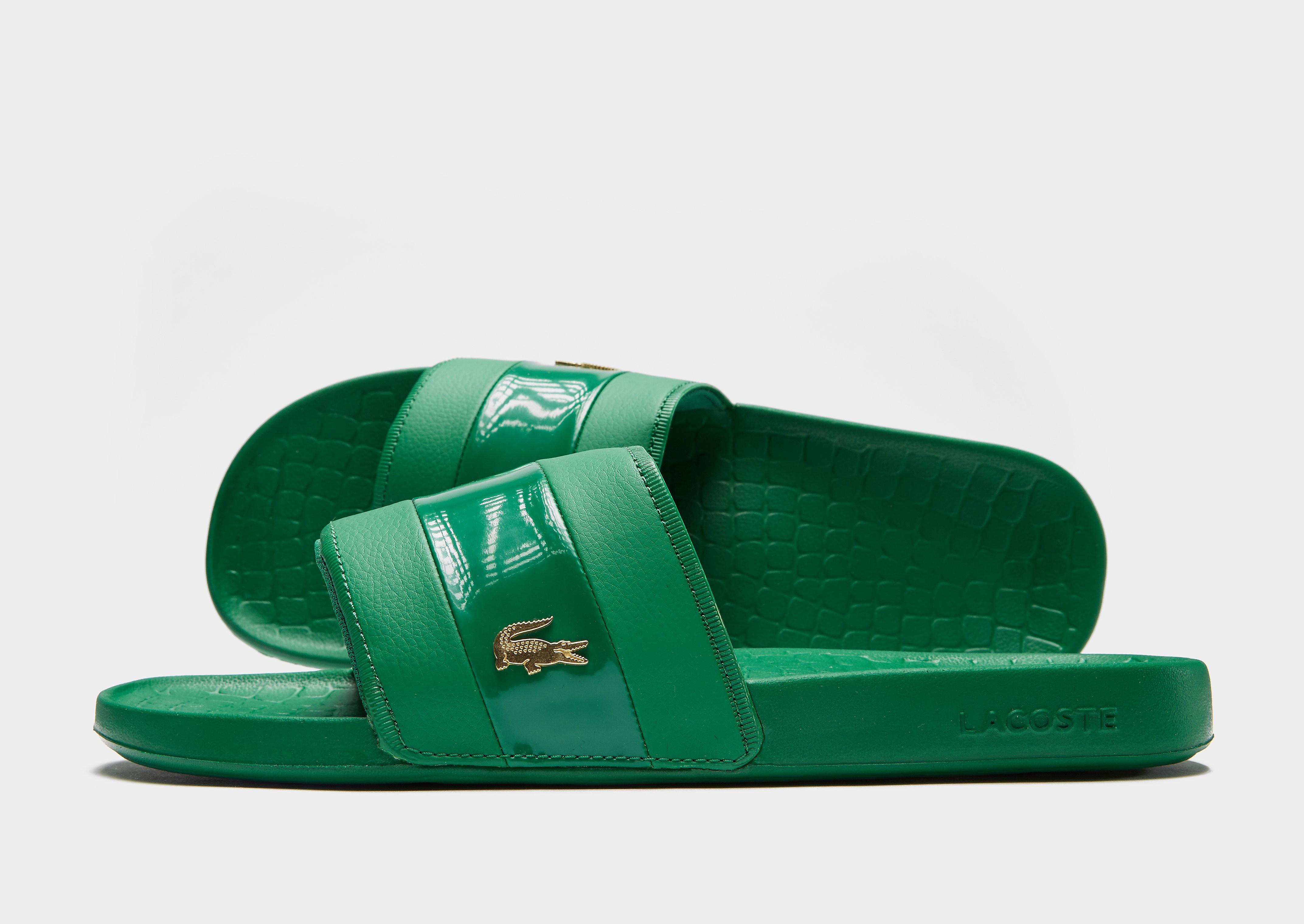 Lacoste Frasier Deluxe Slides Heren
