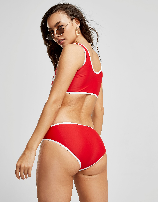 Fila Contrast Bikini Bottoms Dames