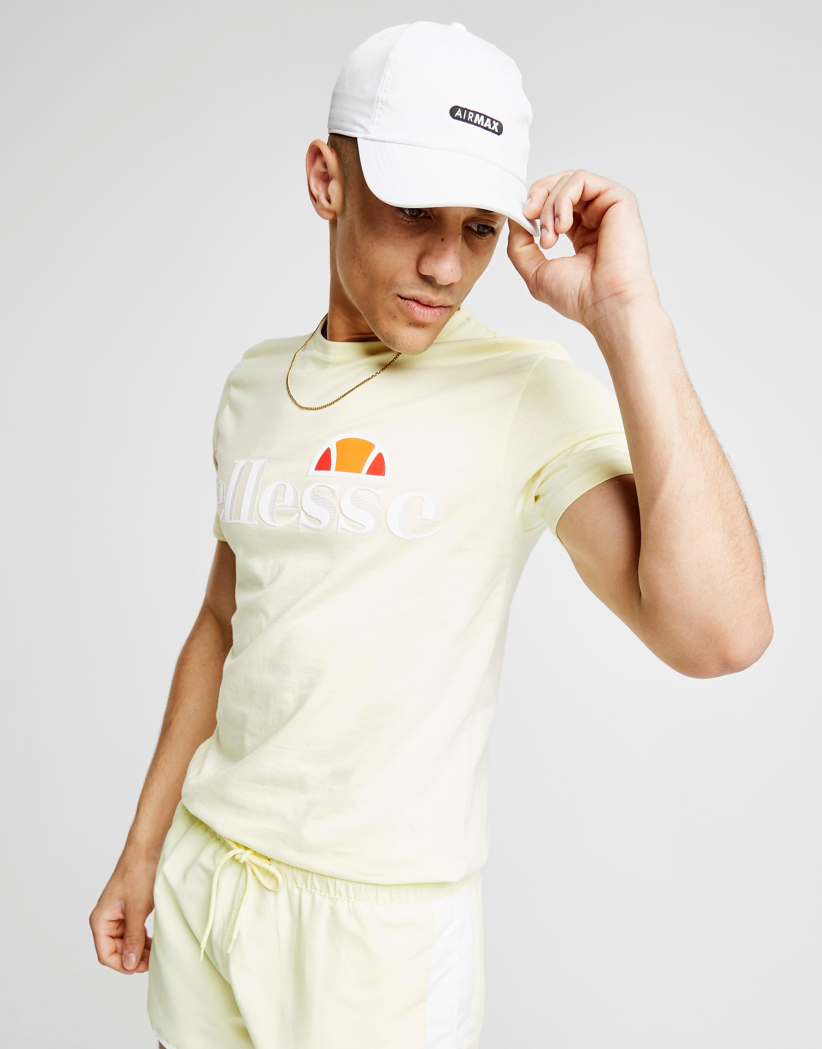 Ellesse Balansat Long Line T-Shirt Heren