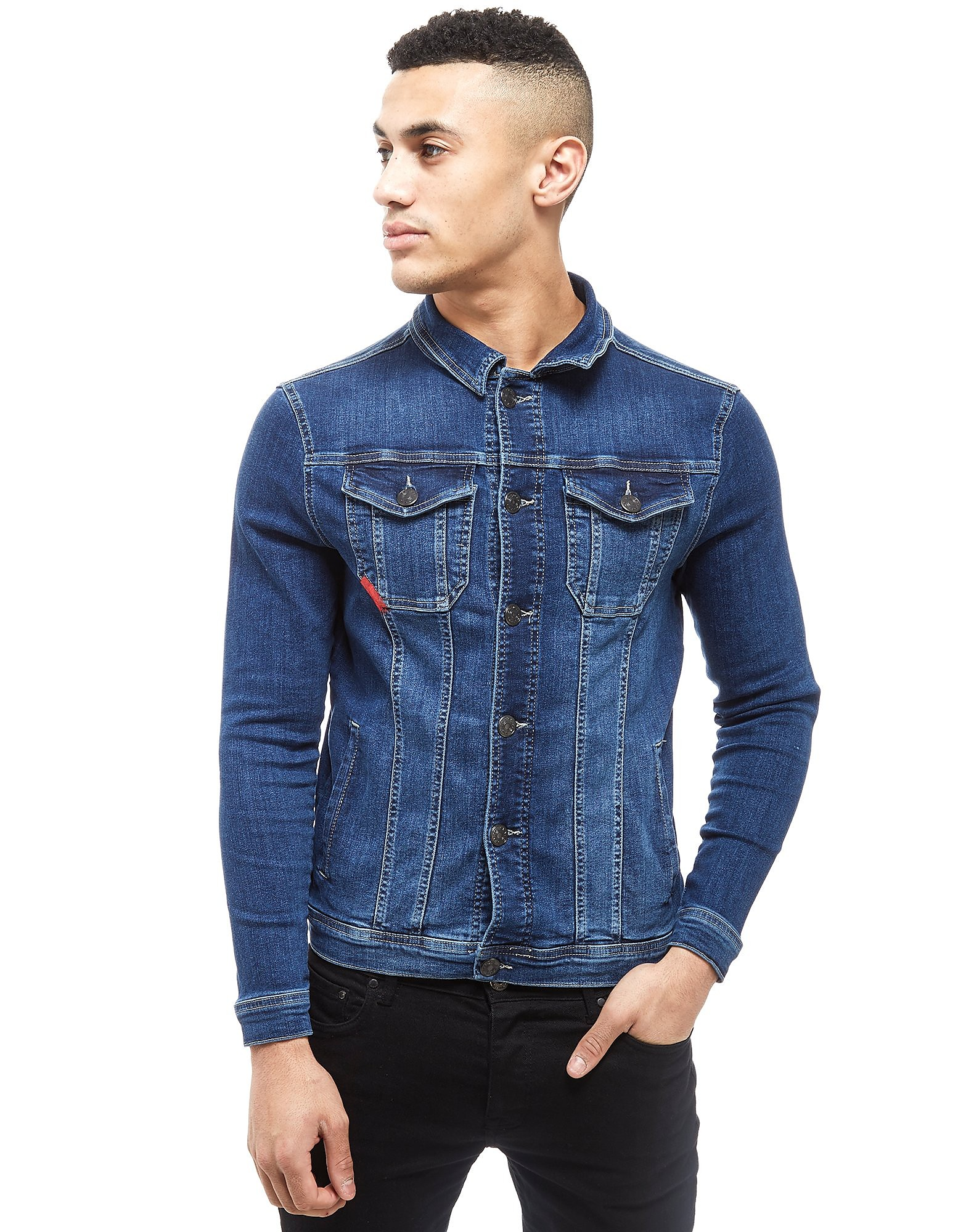 11 Degrees Denim Jacket