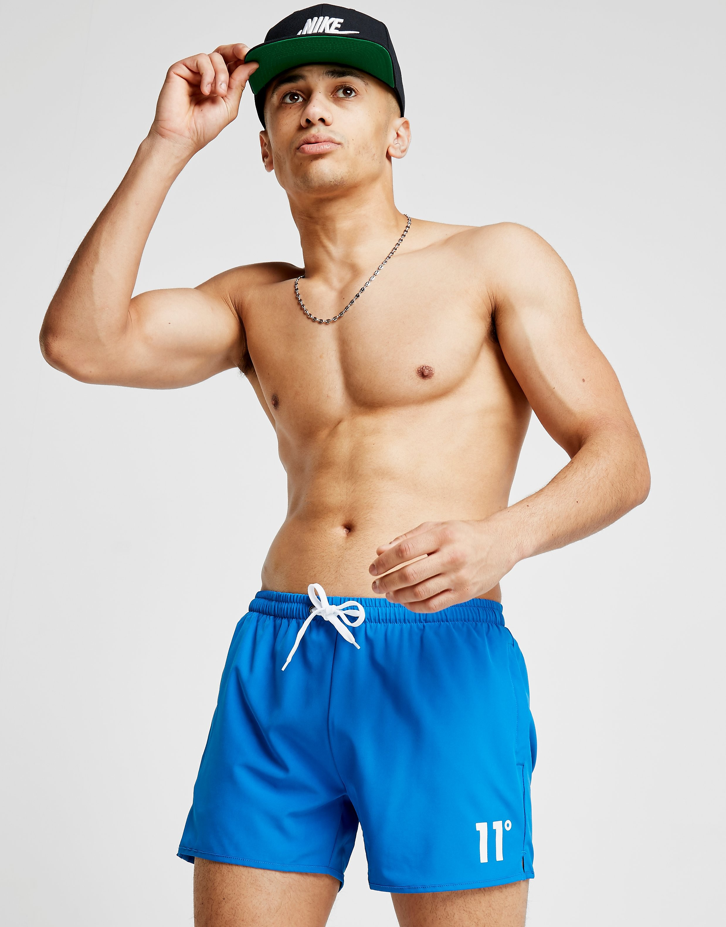 11 Degrees Core Swim Shorts Heren