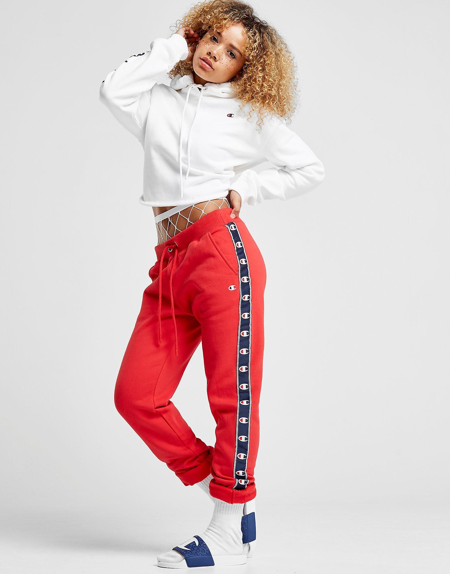 Champion Tape Fleece Pants Dames
