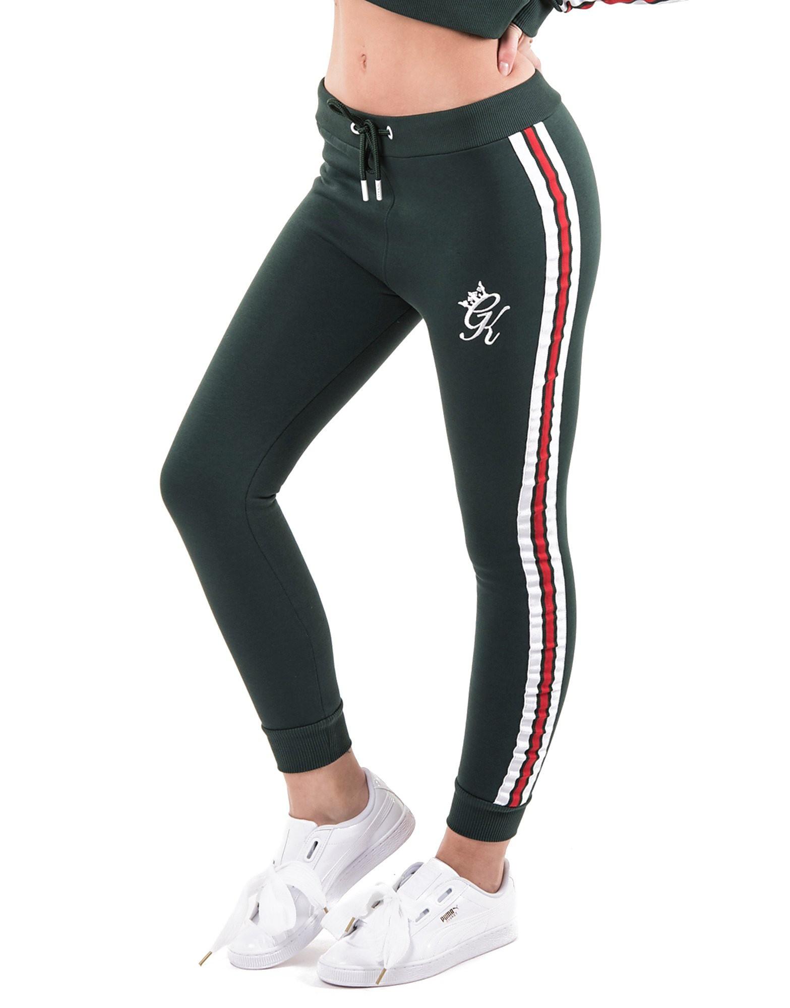 Gym King Panel Fleece Pants Dames