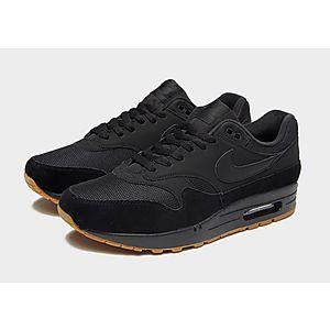 Nike Air Max 1 (ZwartGrijsWit) AH8145 003 Heren Sneakers