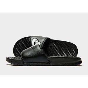 Nike Benassi Just Do It Slides Heren ...