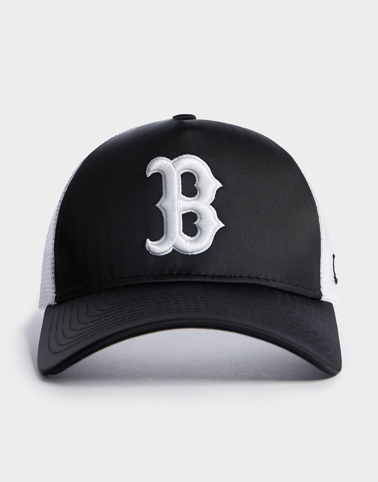 New Era MLB Boston Red Sox Trucker Cap