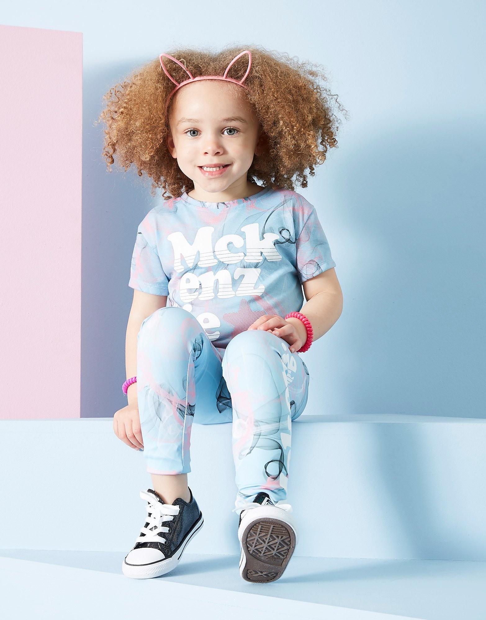 McKenzie Girls' Star Cropped T-Shirt Kinderen
