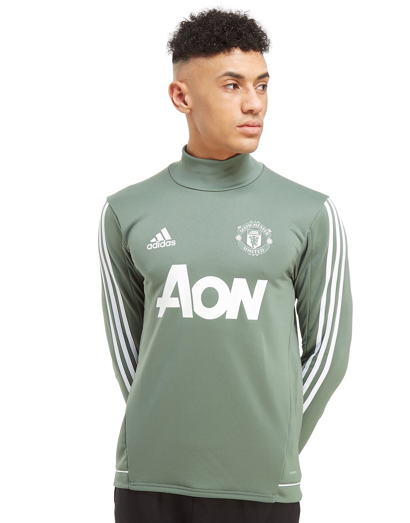 adidas Manchester United FC Training Top Heren