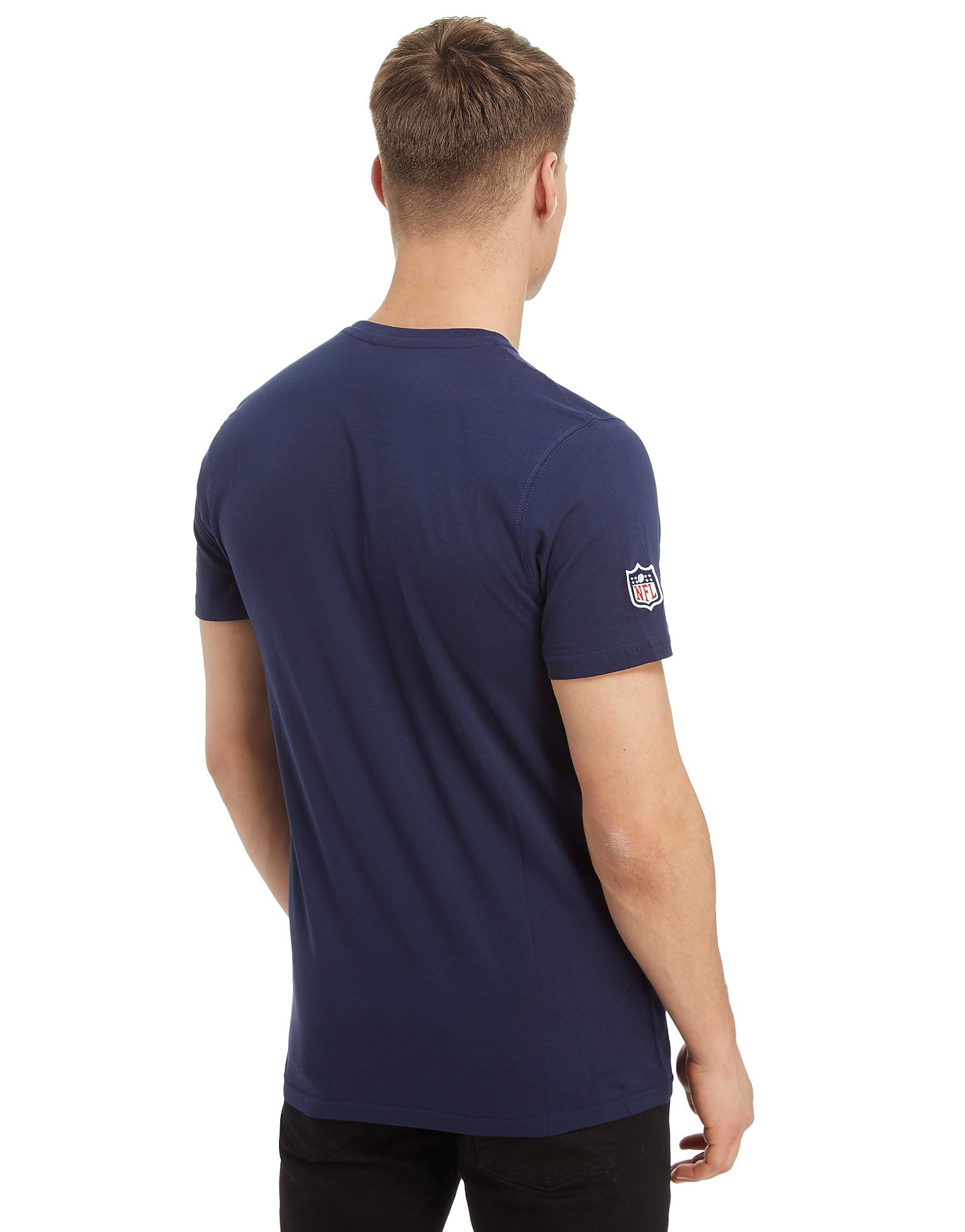 New Era New England Patriots T-Shirt Heren