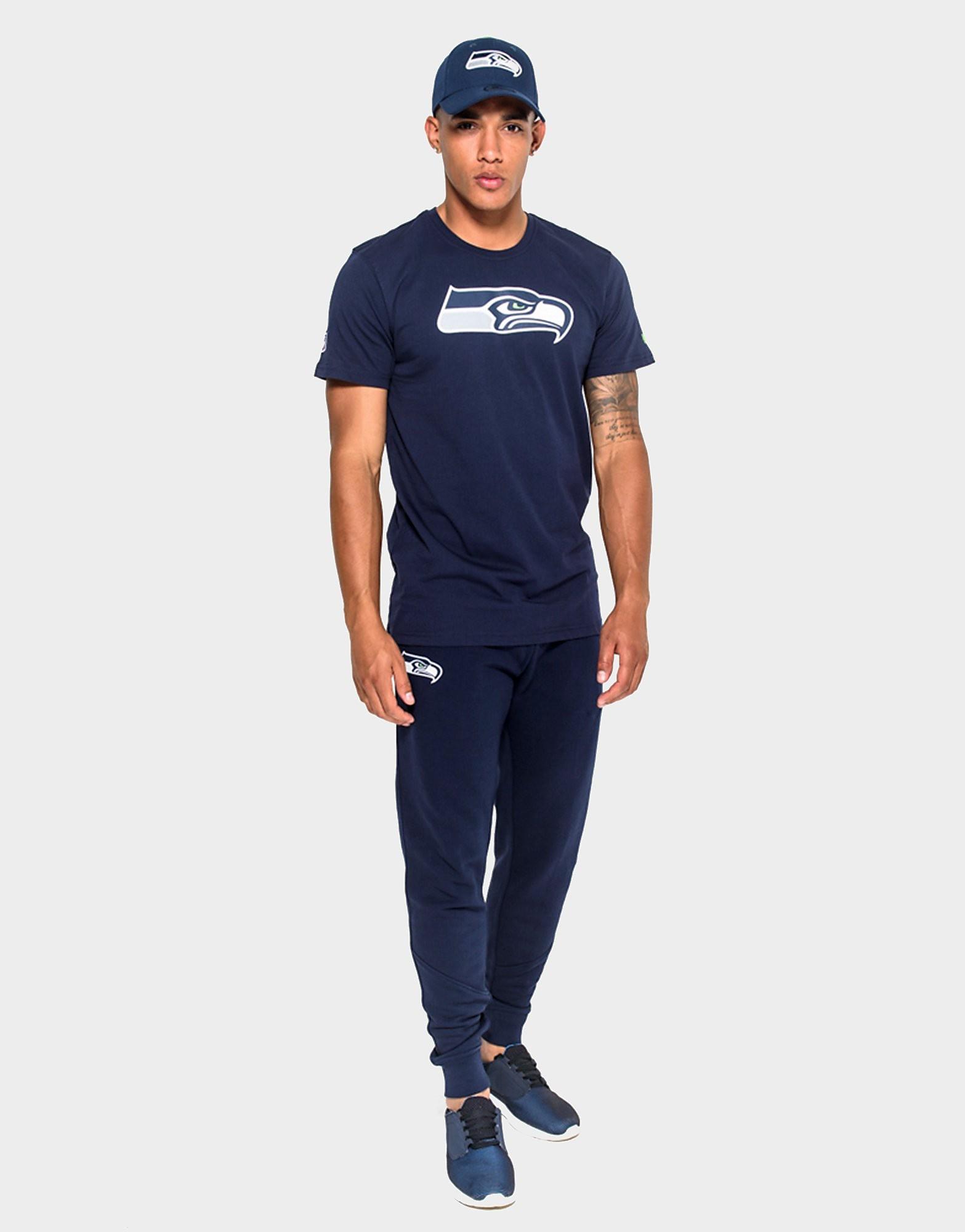 New Era Seattle Seahawks T-Shirt Heren
