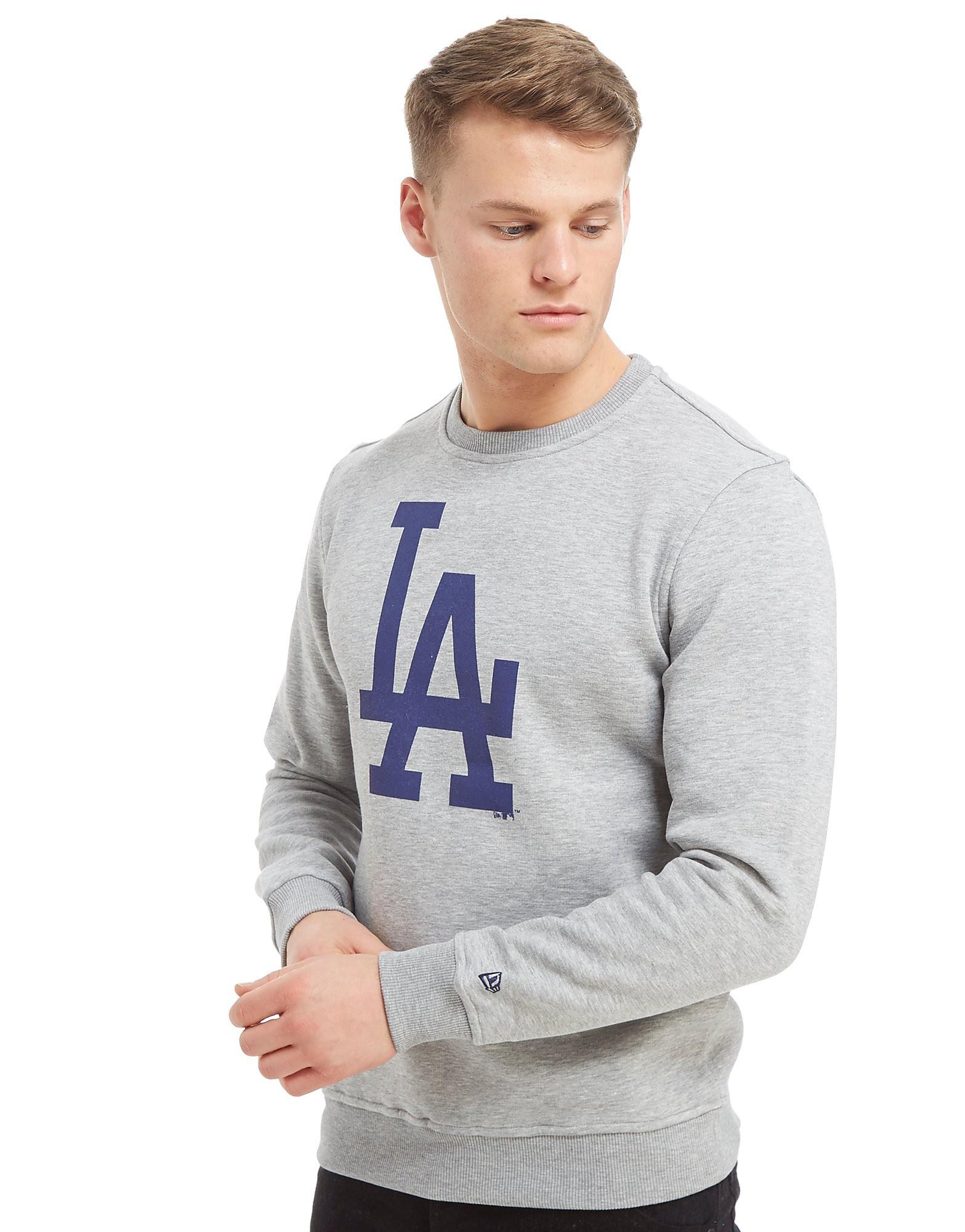 New Era LA Dodgers Crew Sweatshirt Heren
