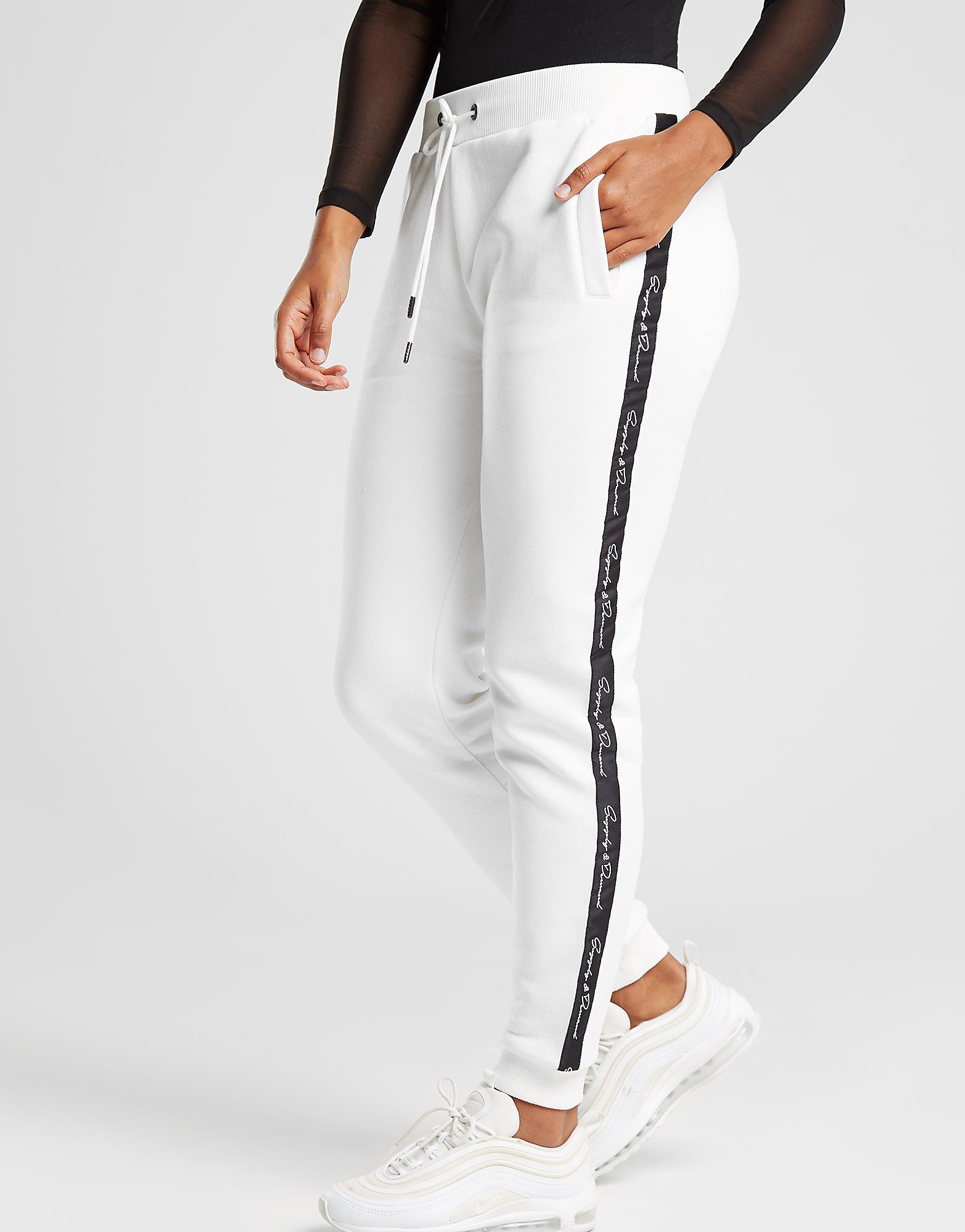 Supply & Demand Tape Joggers Dames