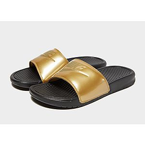 premium selection 59648 3c975 ... Nike Benassi Just Do It Slides Dames