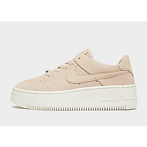 buy popular bb5a0 74e5b Nike Air Force 1 Sage Low Dames ...