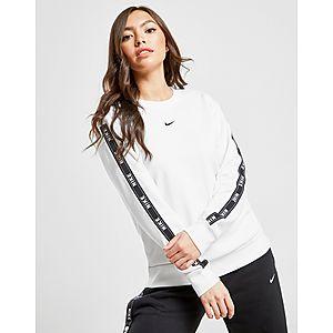 33fbdefe7a4c Nike Tape Crew Sweatshirt Dames ...